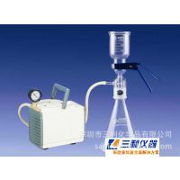 实验室隔膜真空泵-溶剂过滤器-微孔滤膜-深圳不锈钢多联过滤器