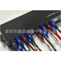 供应厂家直销 铝壳装配式 镂空型 LED灯 HDMI 发光线