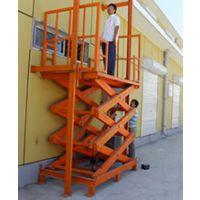 固定式升降平台全国上门安装华工机械