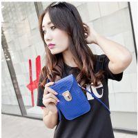 2015夏季新款韩版迷你复古手机包小包时尚潮流单肩包斜跨包女包包