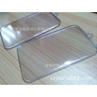 钢化玻璃膜水晶盒厂家  吸塑盒  透明水晶盒  热销产品现货供应