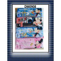 批发供应 正品迪士尼文具盒米奇文具盒DM0908 豪华塑料笔盒