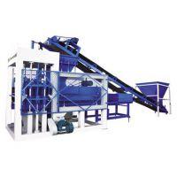 供应QTY6-15液压免烧砌块成型砖机
