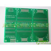 供应FPC转接板24p-64p双排 PTICH:0.4-0.9连接器转24p-64p