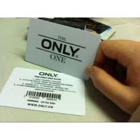 供应[供应高档]PVC胶会员购物卡、商场条码卡、磁条积分购物卡订制