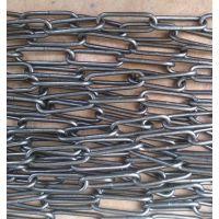 深圳志成五金厂专业生产 灯饰链 侧边开口链 直环链 灯具挂链