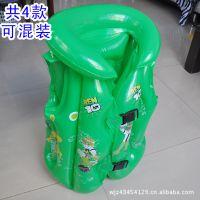 大号游泳背心 地球保卫者游泳衣 儿童游泳衣 泳圈 助游器 绿色