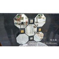外贸铁艺工艺品批发 别墅家居装饰 现代艺术 创意镜子挂件 7659