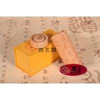 红豆杉精雕茶杯 红木水杯健康养生 创意礼品 木质工艺品 家具摆件
