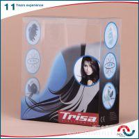 厂家专业定做透明PVC包装盒,彩印PET包装盒,磨砂PP包装盒