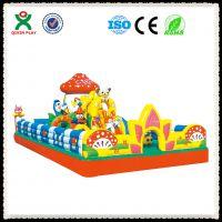 广州市哪个儿童充气城堡蹦蹦床的厂家做的质量好用的时间比较长