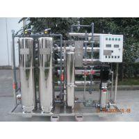 厂家定做 0.5T/H 单级反渗透设备 配美国海德能膜