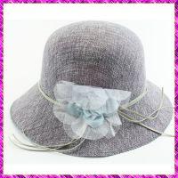 【厂家庆元旦优惠大赠送】欧美淑女宽边沙滩帽 章子怡明星同款帽