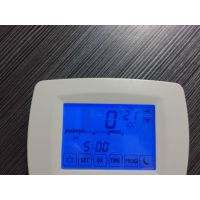 供应供应单片机IC方案开发 弱电温控器 定时温控器 电暖温控器 空调大屏液晶温控器