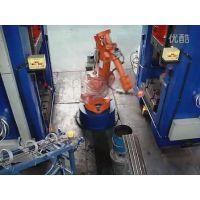 东莞力生供应浙江红冲机器人 江苏锻造机器人自动化实现节省人工