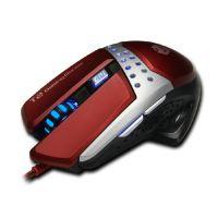 供应狼途T2雪山狼 有线usb电脑游戏鼠标 LOL笔记本滑鼠CF 时尚呼吸灯