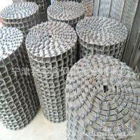 厂家直售不锈钢金属长城网带(马蹄链)型号齐全 按尺寸加工