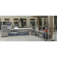 SJ系列塑料再生造粒机,单螺杆塑料挤出机供应商