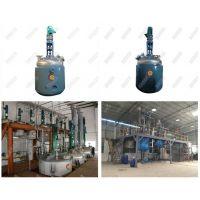 夹套型反应釜、不锈钢反应釜广泛应用于石油、化工、橡胶、农药、染料、医药、食品等生产型用户