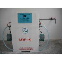 山东绿思源二氧化氯发生器定制 加工成品