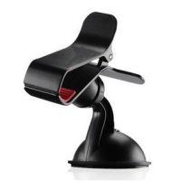 车载迷你手机架 车用360°旋转导航架 懒人支夹 汽车夹子手机支架