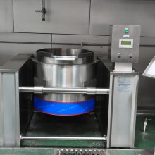 供应北京中央厨房设备-自动电加热恒温汤锅YYZ-550