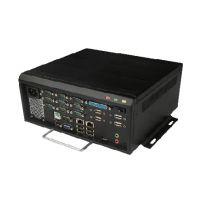 嵌入式工控机 10个标准RS232 串口 H61芯片组 双Mini PCIE