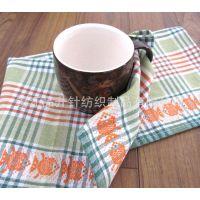 布桌垫餐垫擦手布 厨房用抹布桌布 清洁布装饰布 外贸出口 定制