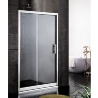 热销易洁淋浴屏风全弧浴室沐浴房简易玻璃隔断浴屏洗澡间B508
