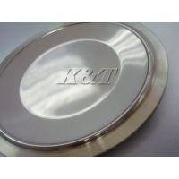 家居/酒店餐饮用具不锈钢圆形碟子