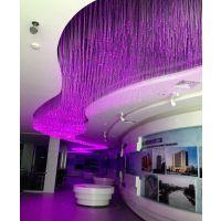 安徽省蚌埠市五河展示馆做的光纤灯工程案例