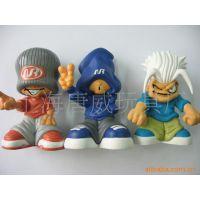 供应塑胶玩具 手机挂件,玩偶公仔,人物模型