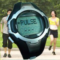 心率表3D运动跑步计步器背光无胸带测脉搏体能消耗能量卡路里计算