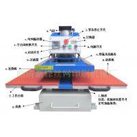 厂家直销大型气动烫画机 双工位烫钻设备 热转印设备