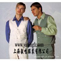 定做各种超市工作服促销服马夹 防水马夹  广告礼品马甲 上海订做