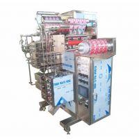 供应多列小儿冲剂高速颗粒包装机/背封感冒冲剂自动包装机/高速度