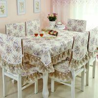 厂家销售简约大方欧式一体坐垫 正反绗缝工艺 椅子垫 餐椅套 桌布