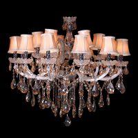 欧式奢华蜡烛水晶吊灯饰 客厅灯餐厅吊灯卧室灯具蜡烛灯厂家批发