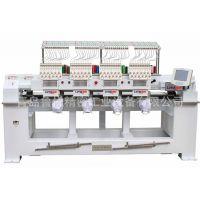 成衣/帽绣电脑绣花机 LYG1204CT成品刺绣机12针4头多用途工业级