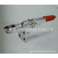 供应GN851.2带锁扣拉紧夹具 快速夹钳 台湾GOODHAND品牌长春现货销售