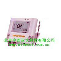 供应 中西牌 温湿度记录仪 温湿度计 型号:M141501