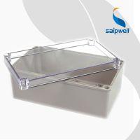 供应上盖透明塑料防水盒 密封盒 接线开关盒 防水电缆接线盒
