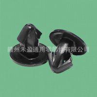 厂家低价批发 塑料紧固件 塑胶卡扣 塑料汽车卡扣 GA-5 黑色