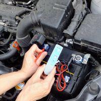 电瓶检测仪 电瓶检测仪12v 蓄电池测试仪 汽车电瓶检测仪器 简易汽车蓄电池检测仪