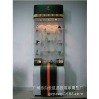 精品汽车香水展示柜 木质烤漆香水展柜 广州展柜 订做展柜 XS-037
