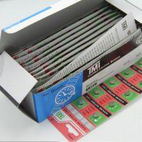厂家直销 LED电子2032 手表电池377纽扣电池 现货 批发