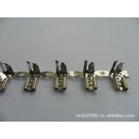 4.8旗形自锁端子 汽车连接器 片式插座 插簧