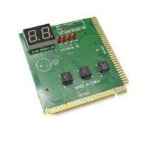 厂家直销2位大板诊断卡 两位PCI故障测试卡台式机电脑故障检测卡