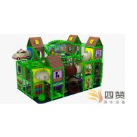 室内游乐设施大型室内儿童乐园投资
