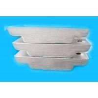 热镀锌合金-板带专用合金锌锭 使用方便 增加锌液流动性